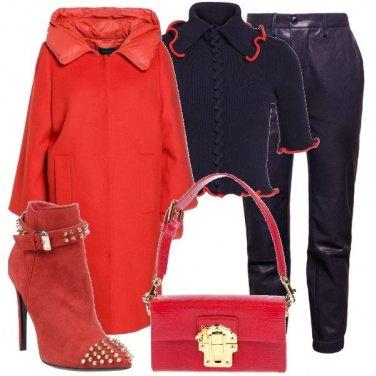 Outfit La borchia che non manca