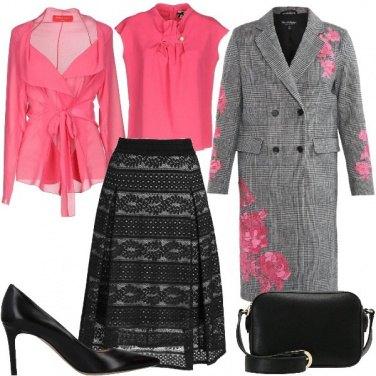 Outfit Bon ton molto originale