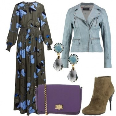 Outfit L\'abito lungo