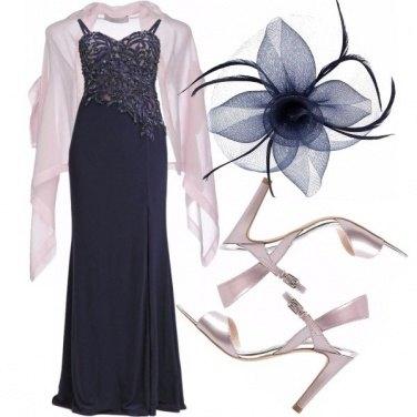 Outfit L\'abito da sera #guardaroba