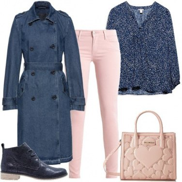 Outfit Outfit Trendy #1093-2018