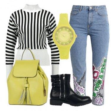 Outfit Denim mania