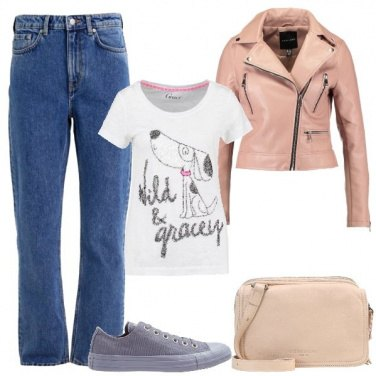 Outfit Outfit Basic #939-2018
