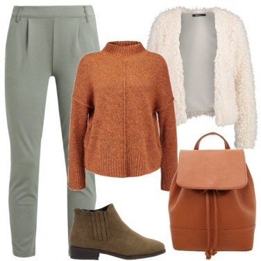 Outfit Outfit Basic #940-2018