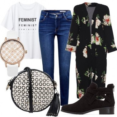 Outfit Femminista