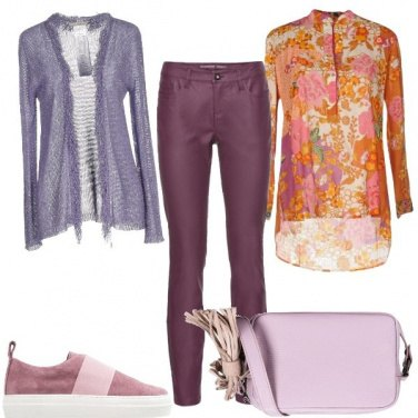 Outfit Sinfonia floreale