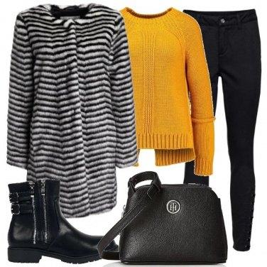 Outfit Il tocco di colore