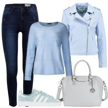 Outfit Outfit Basic #955-2018