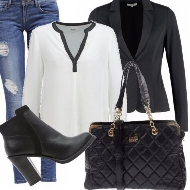 Outfit Lavoro, spesa, outfit daily