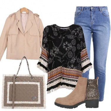 Outfit Tutti i giorni low cost