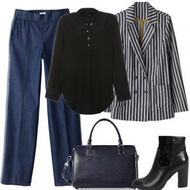 Outfit Outfit Trendy #1143-2018