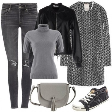 Outfit Outfit Basic #967-2018