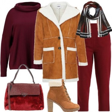Outfit Montone ecologico