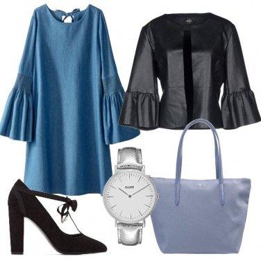 Outfit Maniche svasate