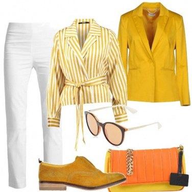Outfit Solare in ufficio