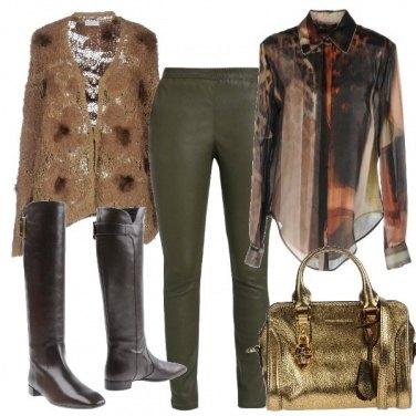Outfit Lusso nei dettagli