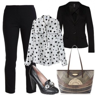 Outfit Outfit Basic #988-2018