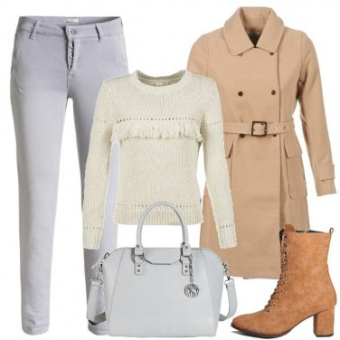Outfit Outfit Basic #990-2018