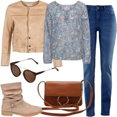 Outfit Outfit Basic #994-2018