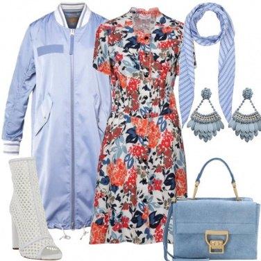 Outfit Incontro di stili
