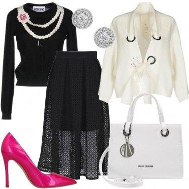 Outfit Bon ton inedito