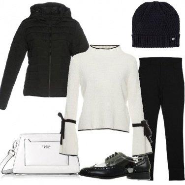 Outfit Non temo il freddo