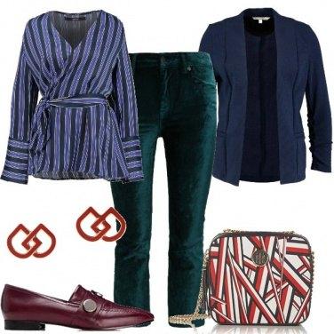 Outfit Sprazzi di rosso