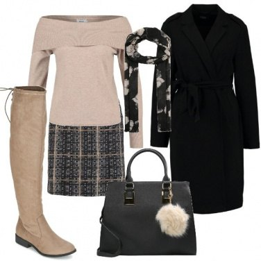 Outfit Semplice in stile