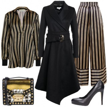 Outfit Completo e cappotto