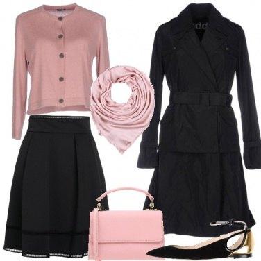 Outfit Tocchi di classe