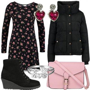 Outfit Tocco romantico