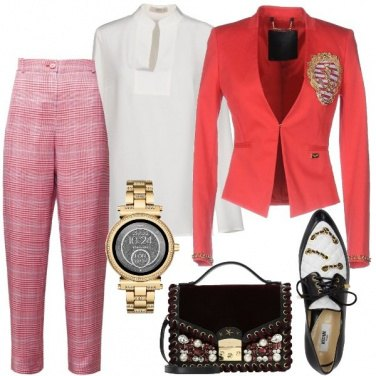 Outfit Raffinatamente trendy