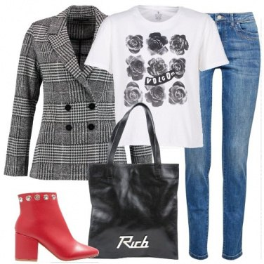 Outfit Passione shopping