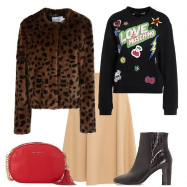 Outfit City Life