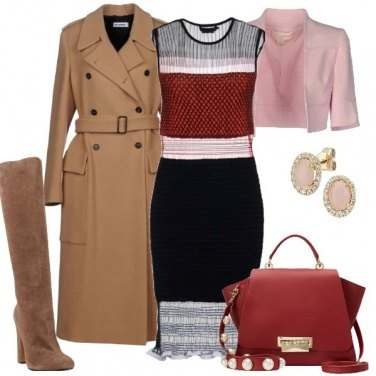 Outfit Outfit Trendy #1200-2018