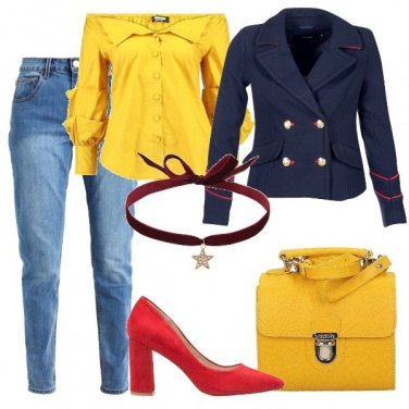 Outfit Outfit Trendy #1192-2018