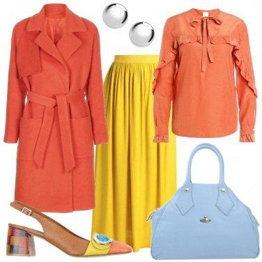 Outfit Materiali pregiati