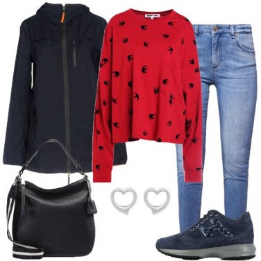 Outfit Outfit Basic #1062-2018