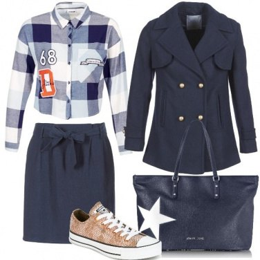 Outfit Casual attitude