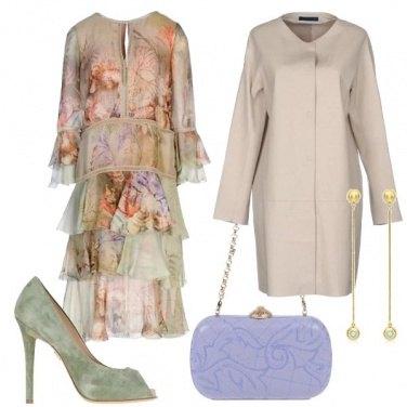 Outfit L\'eleganza della seta