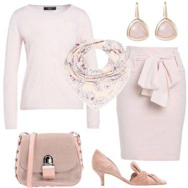 Outfit Rosa delicato