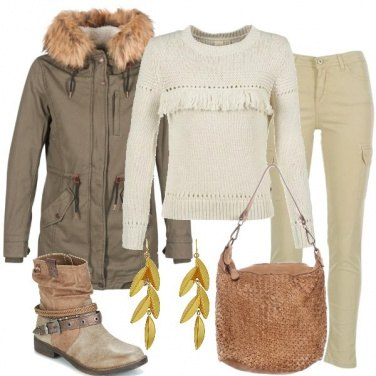 Outfit Tinte naturali