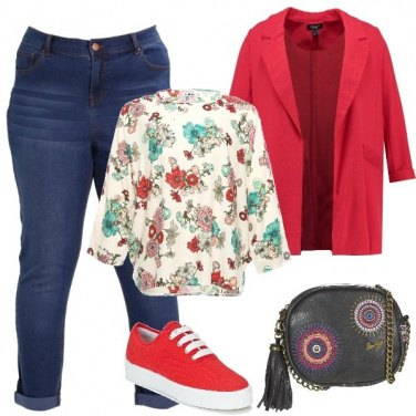 Outfit Outfit Basic #1037-2018