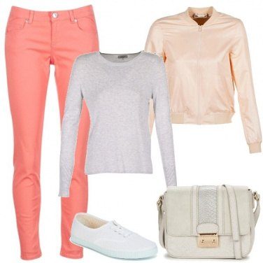 Outfit Outfit Basic #1042-2018
