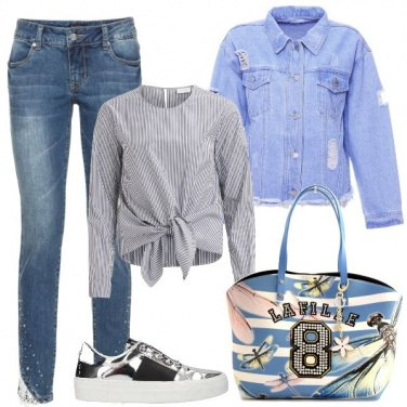 Outfit Outfit Trendy #1224-2018