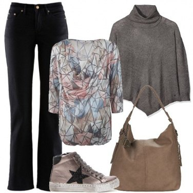 Outfit Outfit Basic #1051-2018