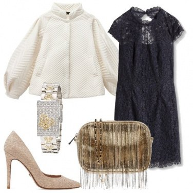Outfit Abito blu