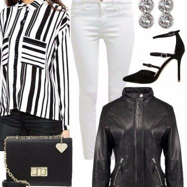 Outfit Una ventata di semplicità