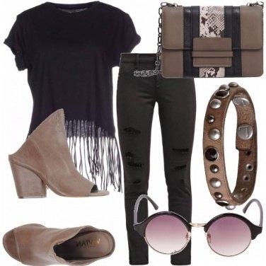 Outfit Un po\' rock... un po\' seventy
