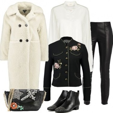 Outfit Outfit Trendy #1243-2018